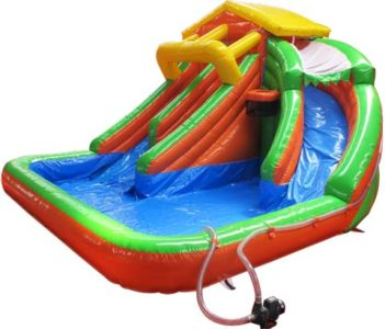 bis-138-cottage-inflatable-water-slides-with-pool-for-sale
