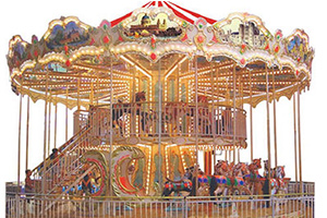 Hot Popular Carousels For Sale