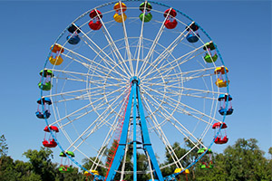 20M High Ferris Wheel For Sale