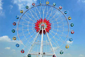 45M High Ferris Wheel For Sale