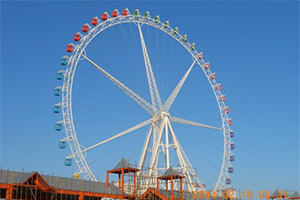Hot Popular 89M High Ferris Wheel