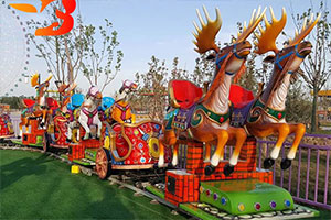 Happy Horse Track Train For Sale