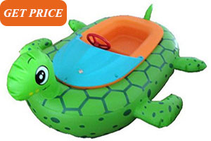 Inflatable Water Bumper Boat